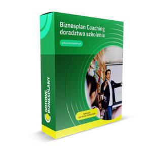 Biznesplan Coaching doradztwo szkolenia