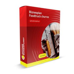 Biznesplan Footruck churros