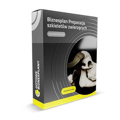 Biznesplan: Preparacja szkieletów zwierzęcych