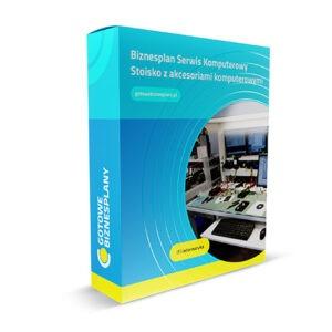 Biznesplan Serwis Komputerowy/ Stoisko z akcesoriami komputerowymi