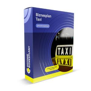 Biznesplan Taxi