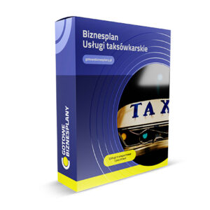 Biznesplan Usługi taksówkarskie