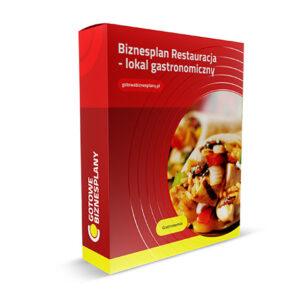 Biznesplan Restauracja / lokal gastronomiczny