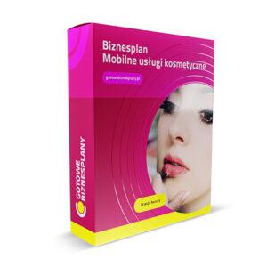 Biznesplan Mobilne usługi kosmetyczne